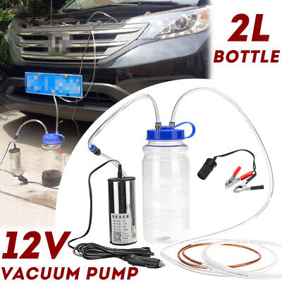 12v Car Pumping Oil Pump Vacuum Pumping Petrol Diesel Swap Pump Kit Household 2l