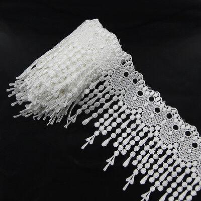 Spitze Lace Sticken Handwerk nähen Borte Hochzeit Brautkleid (Rabatt Braut)