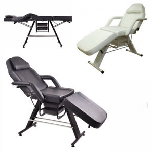 NEW Ultra StableStationary Beauty Facial Estethic Bed Chair Tabl