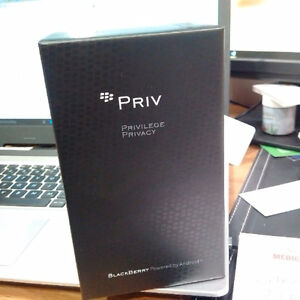 Blackberry PRIV, New in Box, never used