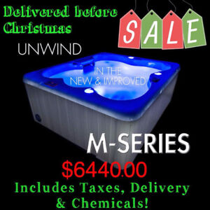 End of Year Clearance Sale - All Hot Tubs & Swim Spas Must Go!!