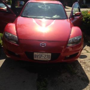 2005 Mazda RX-8 Coupe (2 door)