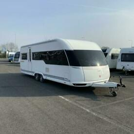 2013 Hobby 645 VIP Premium Touring Caravan - 5 Berth