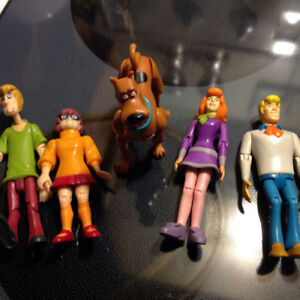 Scooby doo collection.