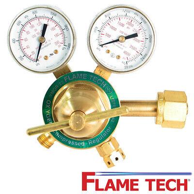 Flame Technologies Vmor-22 Medium Duty Oxygen Regulator - Victor Compatible