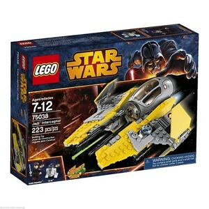BRAND NEW LEGO 75038 Star Wars Jedi Interceptor