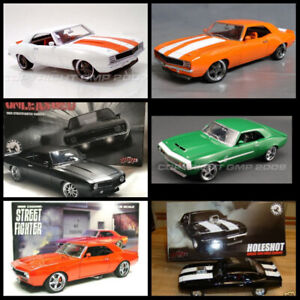 [WANTED] GMP Chevy Camaro 1/18 diecast model