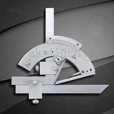 0-320 Precision Angle Measuring Finder Universal Bevel Protractor Tool UK Seller