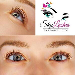 Not a fan of lash extensions? Give your natural lashes a boost with a keratin lash lift and tint!