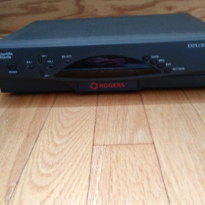 Rogers Explorer 4250 HD Cable Box