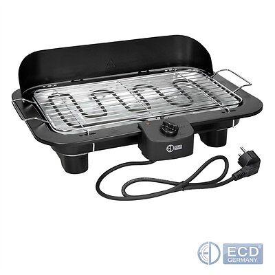 elektrogrill elektro tischgrill elektrischer grill 2200. Black Bedroom Furniture Sets. Home Design Ideas