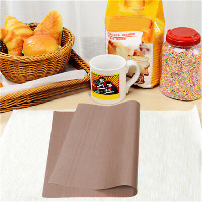 Silicone Greaseproof Oven Bakeware Baking Mat Pad Cooking Paper Kitchen Tool