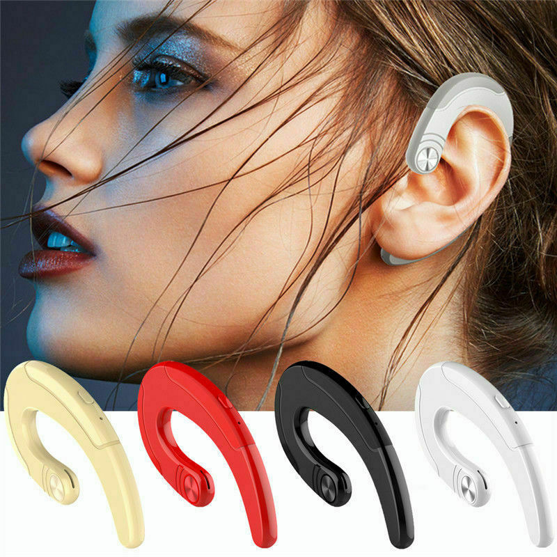 HBQ Q25 Wireless Bluetooth Earphone Ear Hook Cordless Earbud