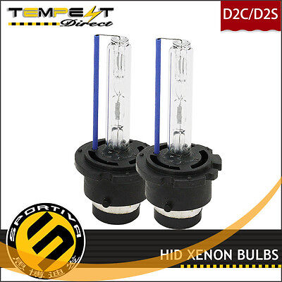 2004 2005 06 Volvo S60 HID Xenon D2R Low Beam Headlight OEM Replacement Bulb Set ()
