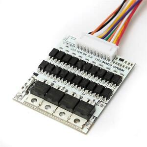 Battery Protection BMS PCB Board F 10 Packs 36V Li-ion Cell Max 40A w/Balance UK