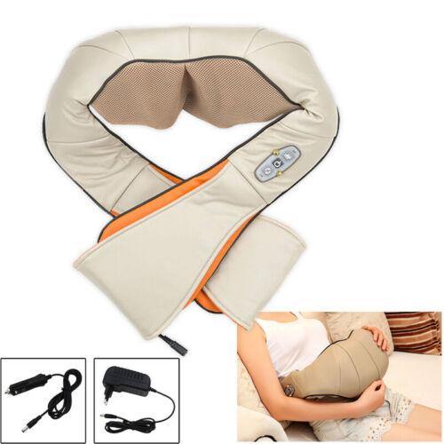 Shiatsu massage Nackenmassagegerät Elektrische Auto Für Nacken Shiatsu Wärme