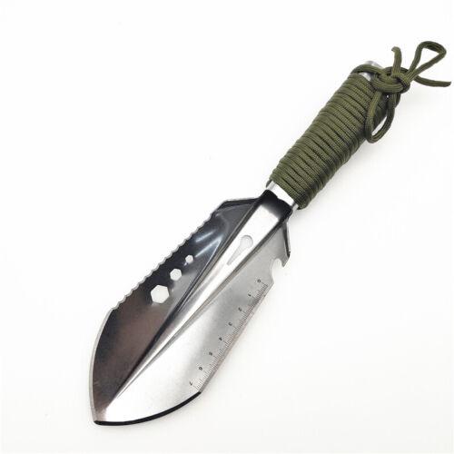 Sirius Survival Multipurpose Hand Shovel - 7 in 1 Military Style Shovel