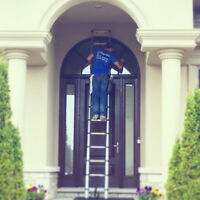 Summer Window Cleaner in Chatham