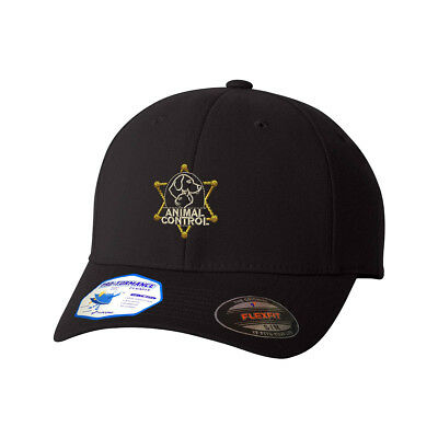 - Animal Control Flexfit® Pro-Formance® Embroidered Cap Hat