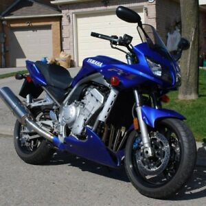 2002 Yamaha FZ1 In excellent co