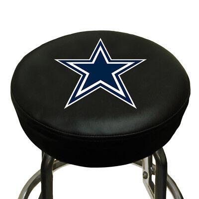 - Bar Stool Covers - NFL Football Dallas Cowboys