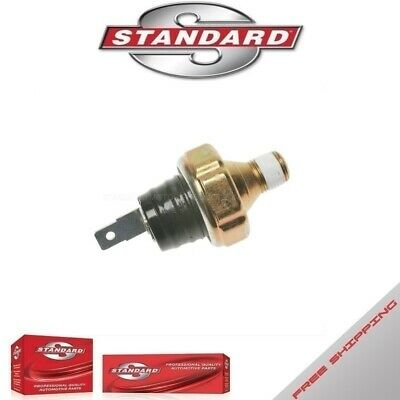STANDARD Oil Pressure Switch for 1993-2002 MAZDA 626