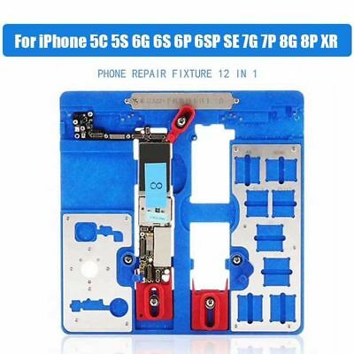 Motherboard Pcb Holder For Iphone Logic Board Clamp Fixture A8 A9 A10 A11 A12