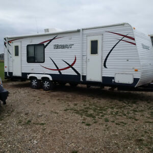 Rent RV Camper 28 Ft Keystone Hideout Travel Trailer rental