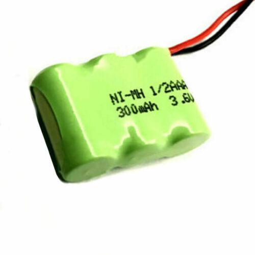 Mit Universalverbinder 3.6V Ersatztelefon Ni-MH AAA 1/2 300mAh