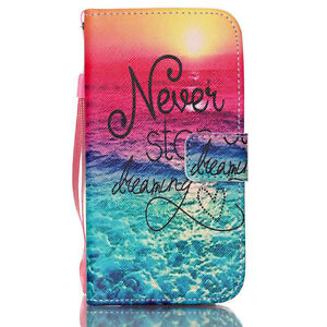 Samsung Galaxy S5 Colorful Leather Flip Cases St. John's Newfoundland image 4