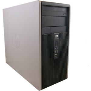 HP   Desktop 4GB Ram