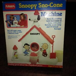vintage Snoopy Sno cone maker Kitchener / Waterloo Kitchener Area image 1