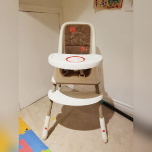Fisher-Price Baby High Chair - big discount - $40