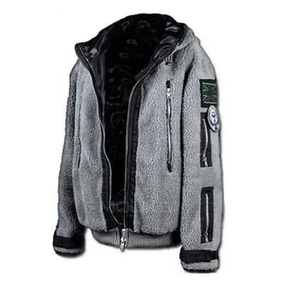 Call of Duty Costume Unisex Ghost Jacket Tactical Outfit Sweater Hood Mens Coat - Call Of Duty Costumes