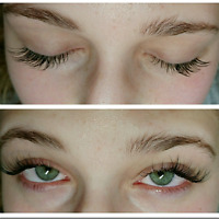 Eyelash Extensions Unlimted Count $70