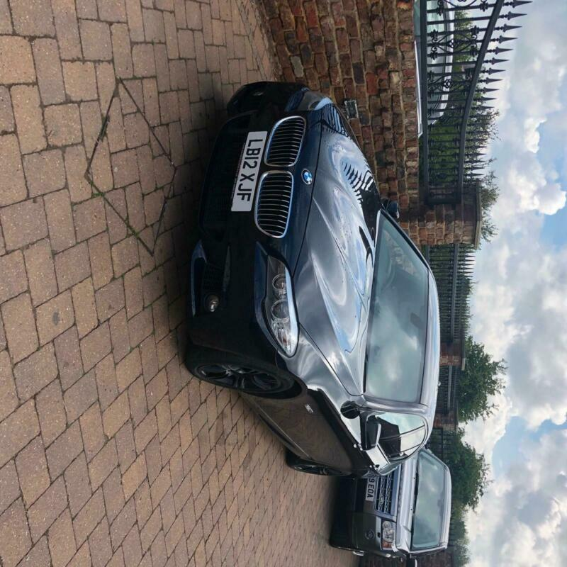 12BMW 520D Msport 185BHP BluePerformance Auto, 2prev owners, 6service stamps,
