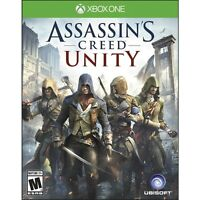 Assassin's Creed Unity *Brand New Sealed*