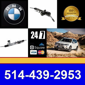 BMW X3 ► Crémaillère • Rack and Pinion (OEM)