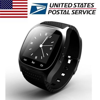 M26 Bluetooth Smart Watch Phone Mate Touch Screen For Ios Android Iphone Htc