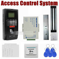 Biometric and RFID door access control homes office business