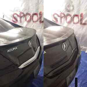 Plasti Dip Installation Services @Spool Customs