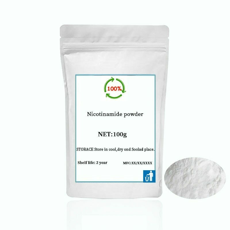 99% NMN Nicotinamide mononucleotide 99% NMN Supplement Powder free shipping