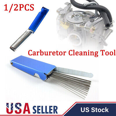 Welding Torch Tip Cleaner Carburetor Cleaning Tool Stainless Steel 80 Mm Oz