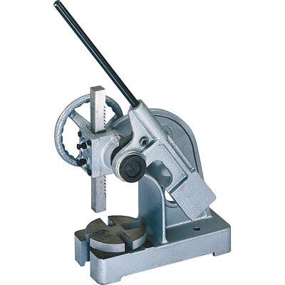Prensa manual a cremallera 25000N FERVI P029/3