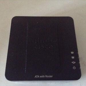 ATA router Cisco spa122