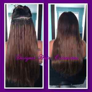 Fusion Hair Extensions (High quality euro hair) Kitchener / Waterloo Kitchener Area image 3