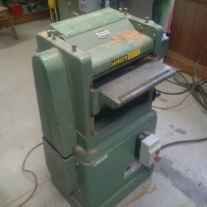 "14"" thicness planer (general 130) for sale"
