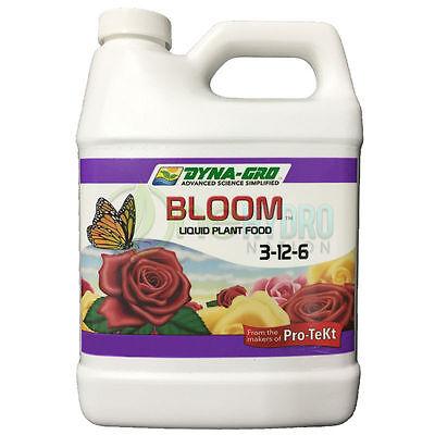 Dyna Gro Bloom 3-12-6 8 oz. Liquid Plant Food Fertilizer Hydroponic grow