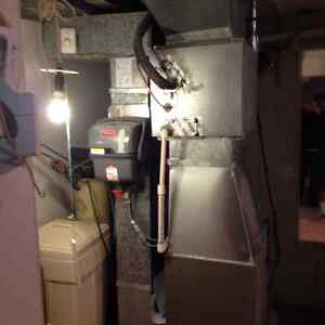 Furnace repairs, installation. 2 Year Limited Warranty Parts Kitchener / Waterloo Kitchener Area image 3