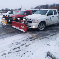 24hr SNOW REMOVAL  CALL US TODAY! 226-977-6162